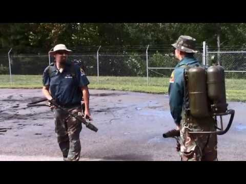AAF Flame Thrower Day 3 Sept 2016
