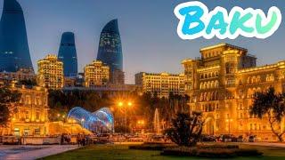 Фото 🔥БАКУ - СТОЛИЦА АЗЕРБАЙДЖАНА /Баку после карантина / Baku City Azerbaijan
