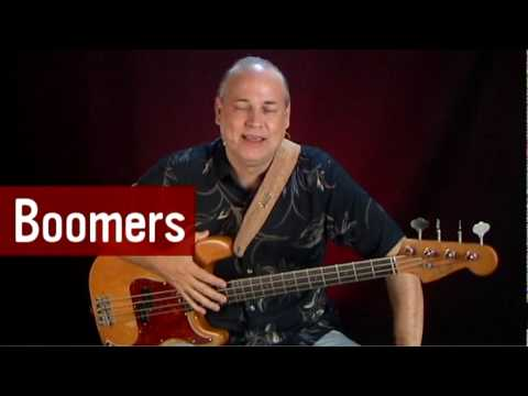 GHS Boomers Bass Strings