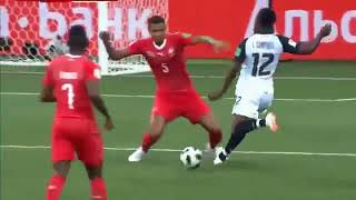 Costa Rica vs Switzerland 2-2  Hiighlights 2018 HD