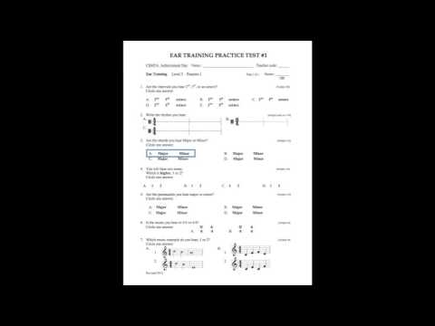 CSMTA Ear Level 3