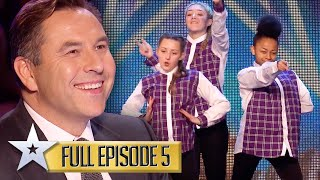 Big moves and BEYONCÉ vibes! | Britain's Got Talent | Series 9 | Episode 5 | FULL EPISODE