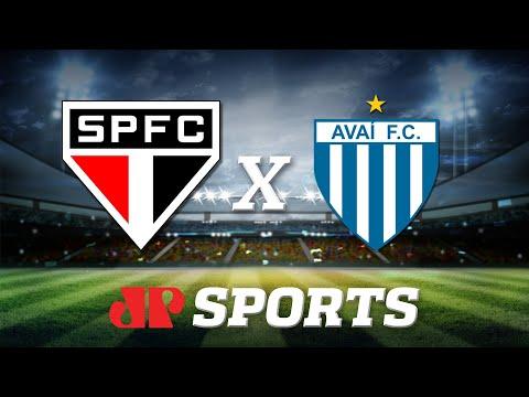 São Paulo 1 x 0 Avaí - 20/10/19 - Brasileirão - Futebol JP