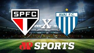 AO VIVO: São Paulo x Avaí - 20/10/19 - Brasileirão - Futebol JP