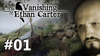 THE VANISHING OF ETHAN CARTER #1