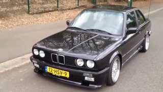 BMW E30 S50B32 - Walk Around