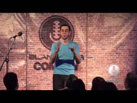 blanco bar comedy · aarón gómez · 27 03 2013 640x360