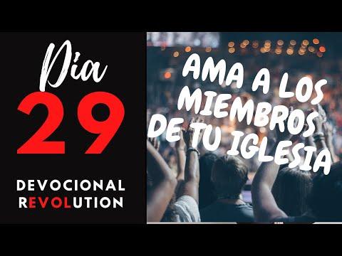 """día-29---ama-a-tu-iglesia---""""devocional-revolution""""---40-días-aprendiendo-del-amor-de-dios."""
