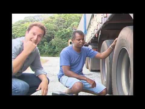 Profissão Perigo Como Os Caminhoneiro Lidam Com Perigos Nas Estradas #arquivoDE