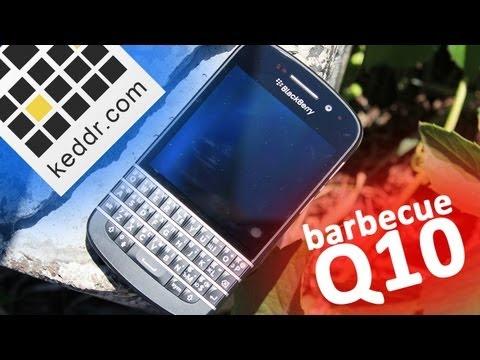 Blackberry Q10 - Обзор Смартфона на Blackberry OS 10 - Keddr.com