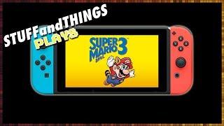 SUPER MARIO BROS. 3 | Nintendo Entertainment System Nintendo Switch Online