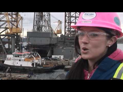 Cindy MacDonnell: Drilling Engineer