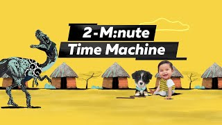 2-Minute Time Machine - Beards
