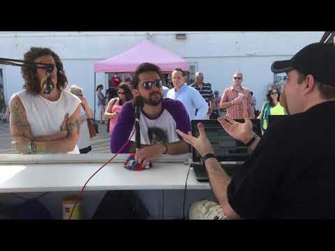 The Revivalists Live at the New Jersey Natural Gas Asbury Park Boardwalk Studio