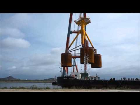 Tripod Suction Bucket for Offshore Met-mast of Wind Farm