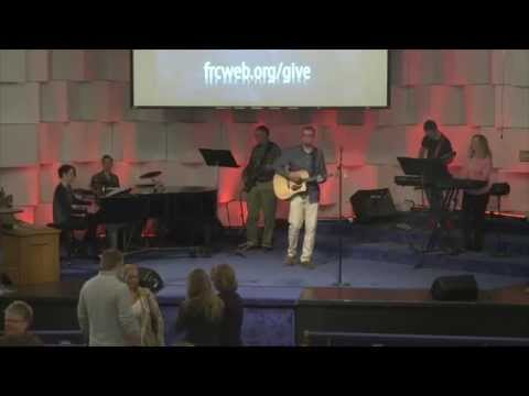 Mia Fieldes - Fearless; Worship improv solo at First Church
