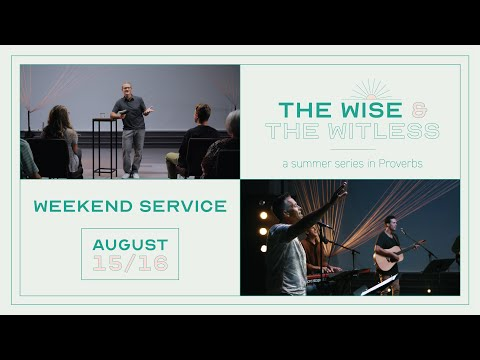 Weekend Service - 08.15.2020 | Northview Community Church