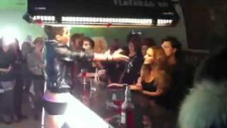 Съемка клипа Димы Билана