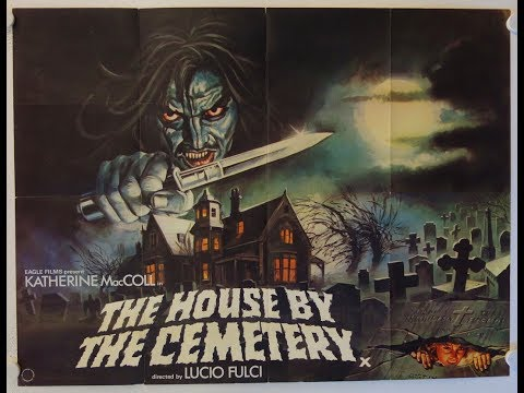 The House By The Cemetery 1981