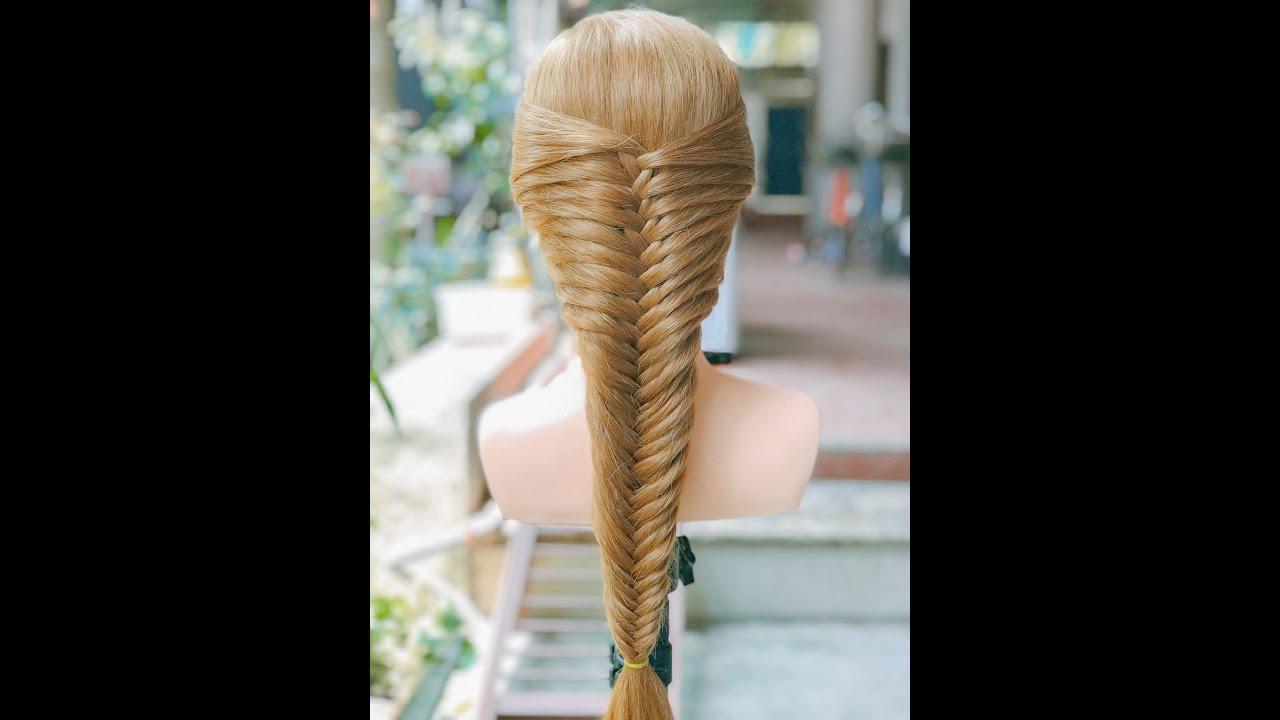 Kiểu Tóc Đẹp – Tết Tóc Xương Cá Cực Kì Đơn Giản Tại Nhà | TócXinh Tại Nhà| | Tóm tắt những tài liệu nói về kiểu têt tóc đẹp chính xác