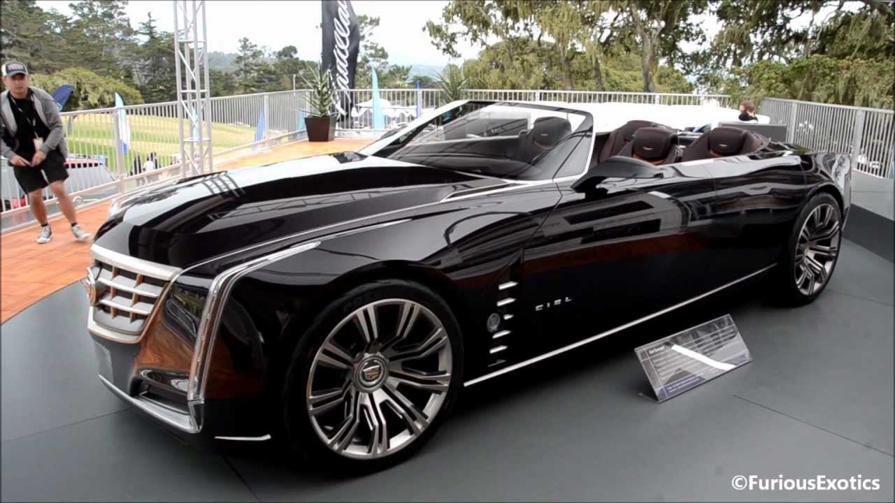Cadillac Ciel Concept Price Tag - Cadillac Ciel Concept - YouTube