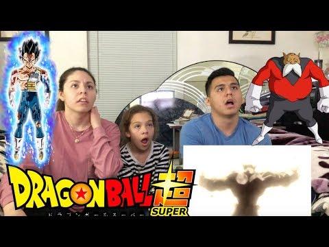 ¡VEGETA'S TRUE POWER UNLEASHED! Dragon Ball Super | Episode 126 Reaction