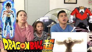 ¡VEGETA'S TRUE POWER UNLEASHED! Dragon Ball Super | Episode 126 Reaction