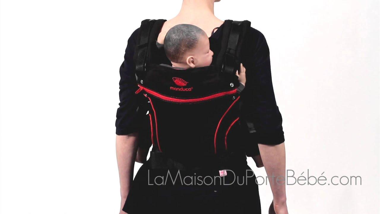 porte bebe preforme manduca blackline radical red lamaisonduportebebe com