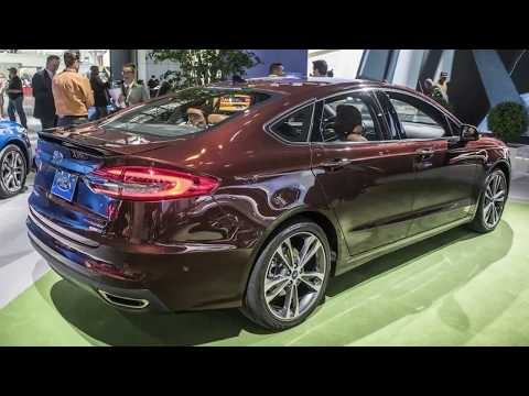 HOT NEWS !! 2019 Ford Fusion Releas and Price