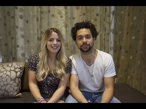 The Shires - Interview in Nashville
