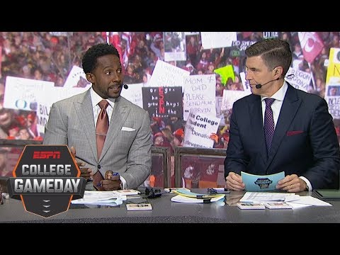 Will Michigan, Notre Dame or Texas make the College Football Playoff?   College GameDay