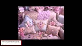 Роза Паутинка Вышивка Лентами:Вышивка лентами