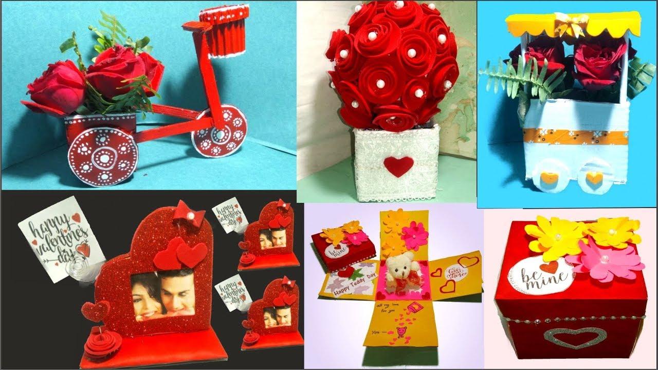 5 Easy Love Gift Ideas Easy Handmade Gift Idea How To Make