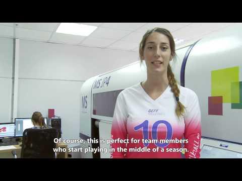 GEFF: European Sportswear factory