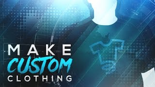 How to Make CUSTOM Merchandise/Clothing with TeeSpring! (2016) thumbnail
