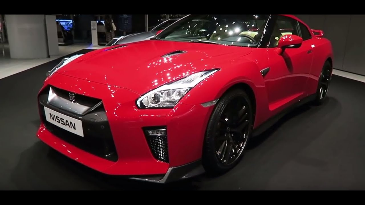 New Nissan R35 GT R 2017 Review (Exterior and Interior ...