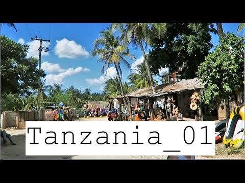 Day One || Tanzania Vlog 01