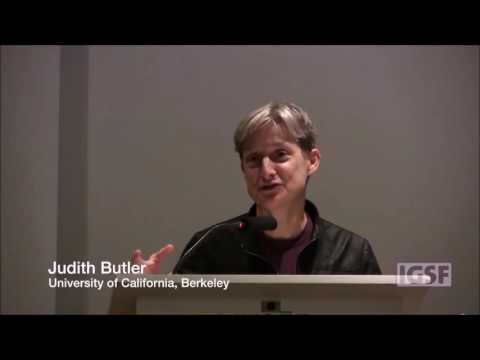 Judith Butler - Funny Moments