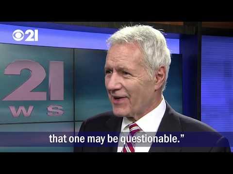 Jeopardy's Alex Trebek on Pa. Gov. debate: 'I think I was too naive'