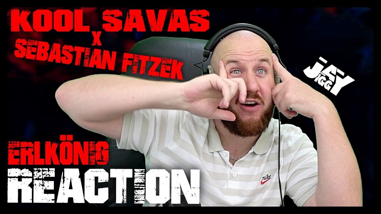 KRASSE IDEE! gab's sowas schon mal? Kool Savas x Sebastian Fitzek - Erlkönig I REACTION