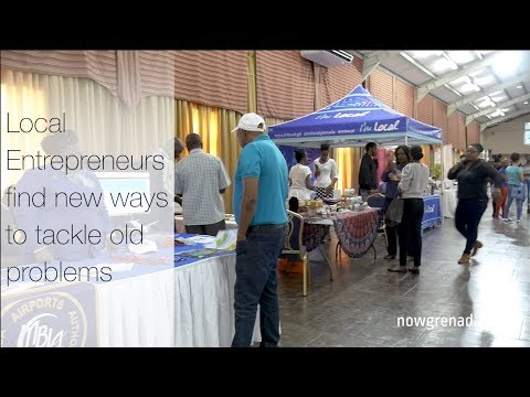 Local Entrepreneurs find new ways to tackle old problems
