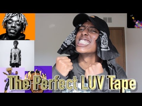 Lil Uzi Vert - THE PERFECT LUV TAPE REACTION