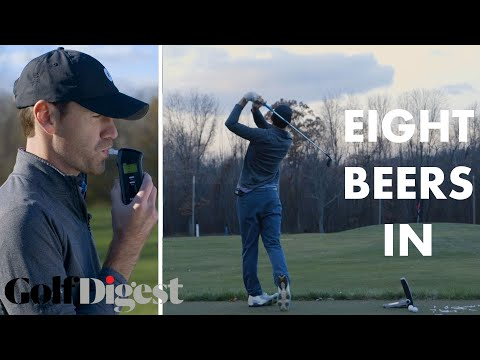 How Alcohol Affects Your Golf Game | Golf Digest