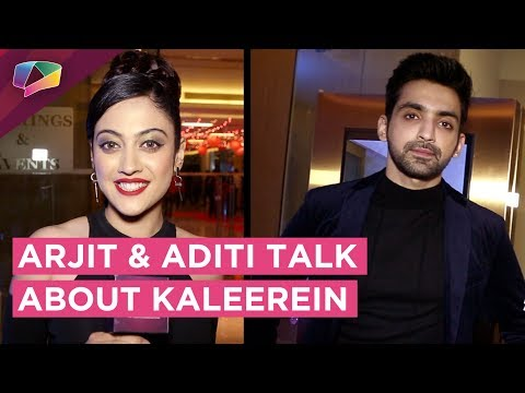 Arjit Aneja And Aditi Sharma Talk About Their New Show Kaleerein | Exclusive