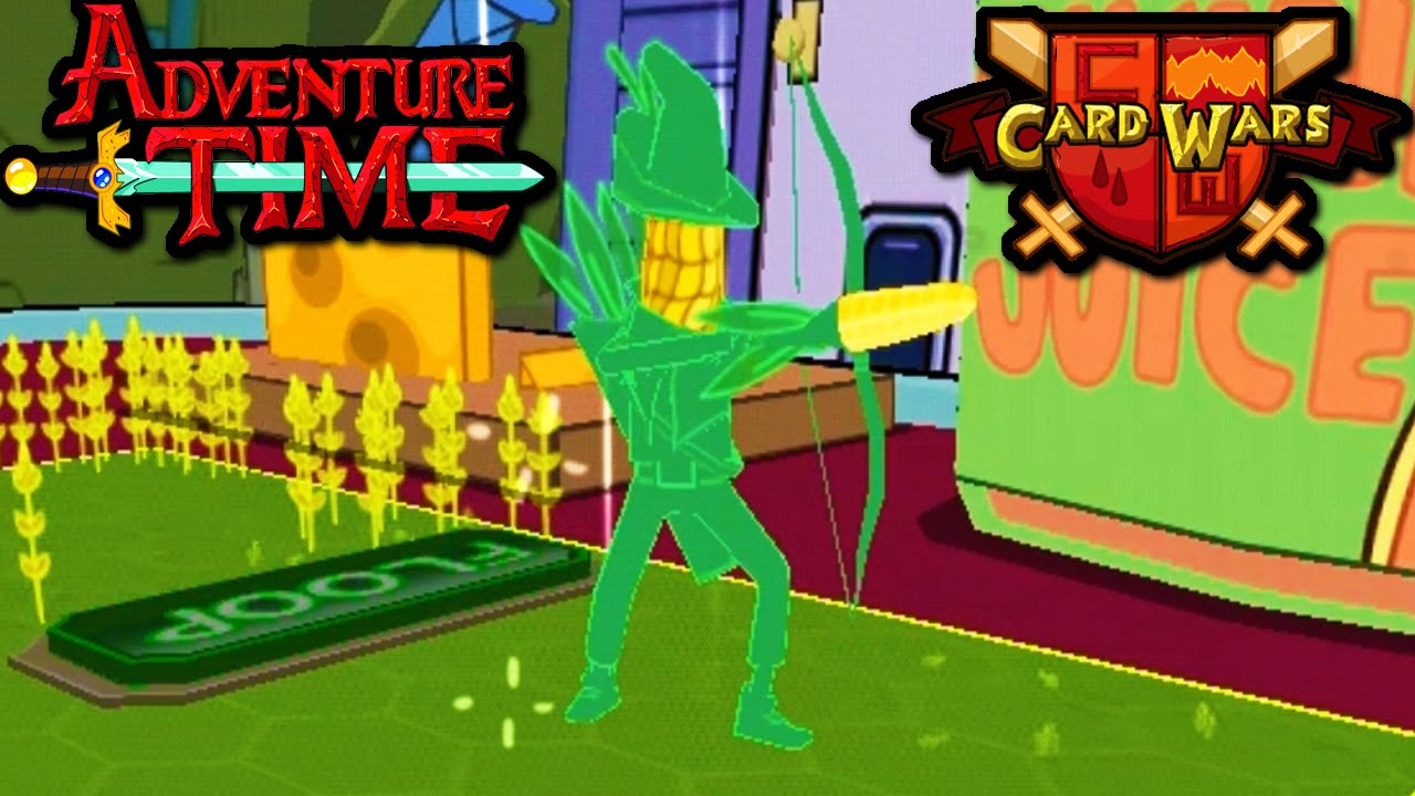 Card Wars: Adventure Time with Danielle - Gameplay ...