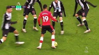Sofiane Boufal Plays Football Like FIFA Street!