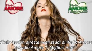 Indovina chi viene in radio... - Giulia Luzi ai microfoni di Radio Amore Campania