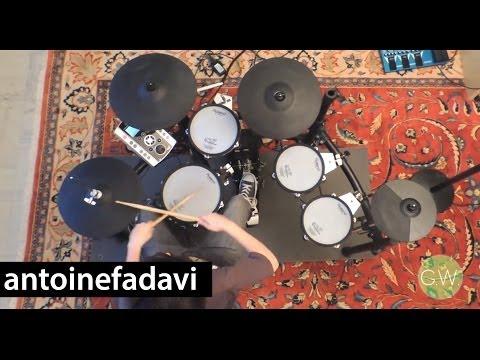 Antoine  AVENGED SEVENFOLD  Critical Acclaim Drum