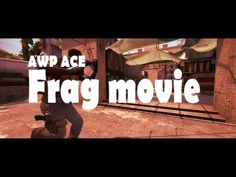 AWP Ace - CSGO (My first frag movie)