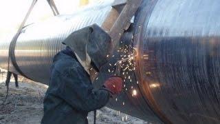 Технология сварки труб большего диаметра!!!(В этом видео я подробно в деталях описываю технологию и порядок сварки труб большего диаметра!!! как и что..., 2016-04-09T15:50:03.000Z)